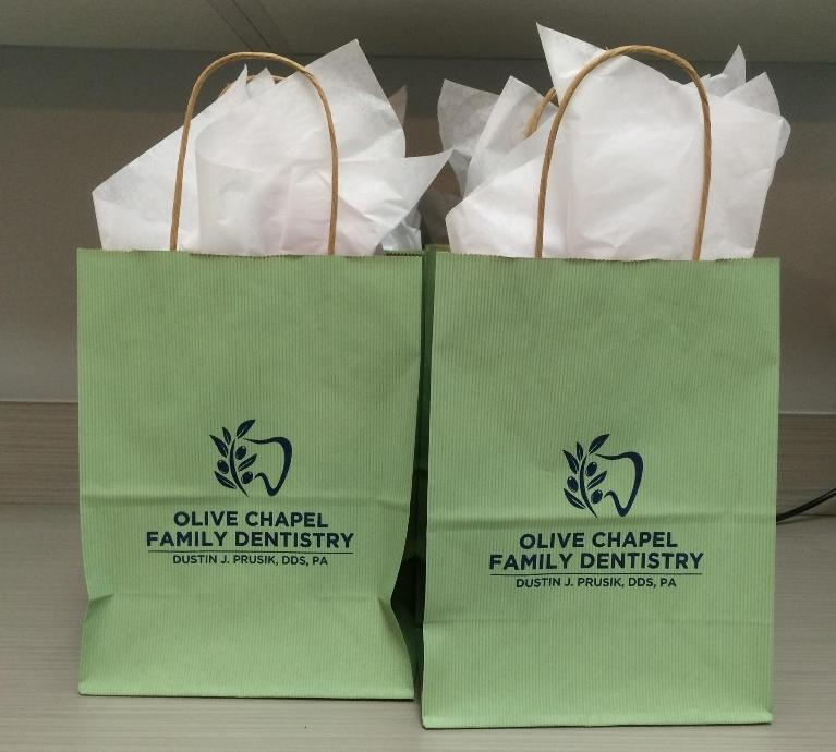 New Patient Gift Bags!